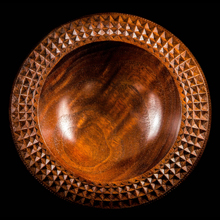 Walnut Bowl - Terry Martin and Zina Burloiu