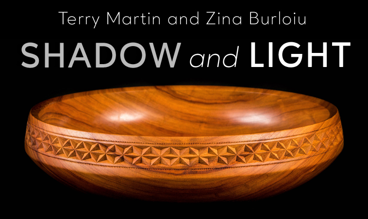 Terry Marin and Zina Burloiu - Shadow and Light